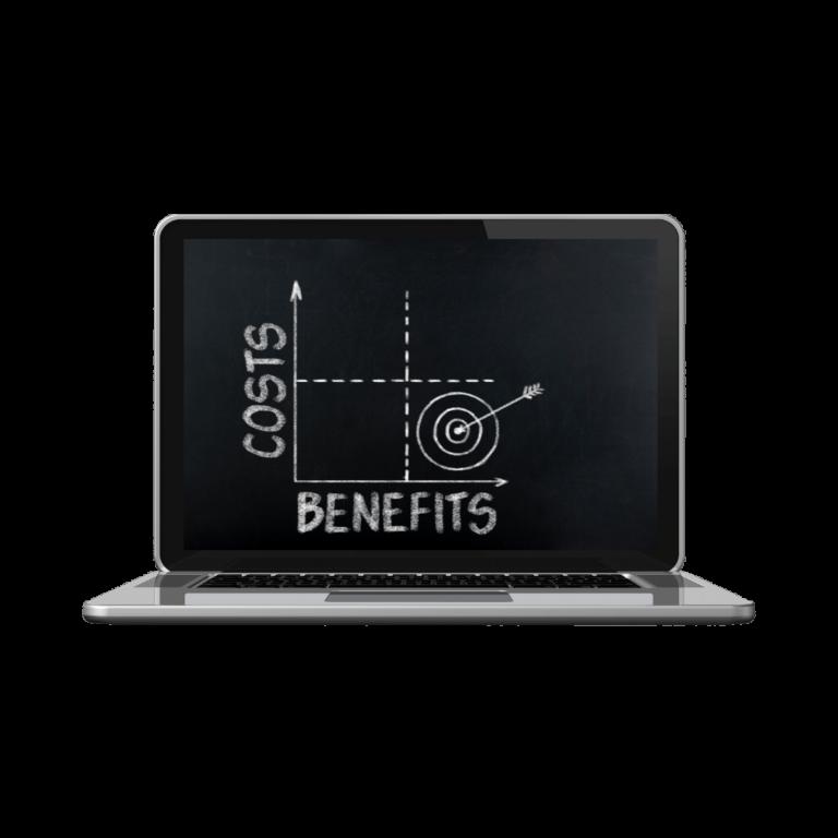 IT cost benefits analysis